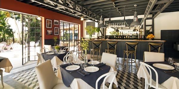 Villa San Ignacio Pandora Fine Dining Tables and Bar