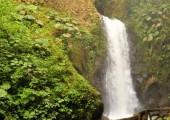 La Paz waterfall closeup