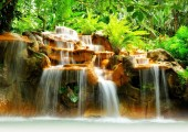 Poas waterfall