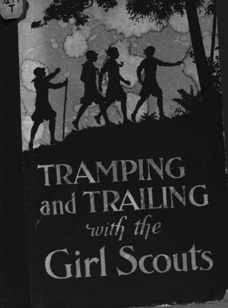 Girl Scout Book